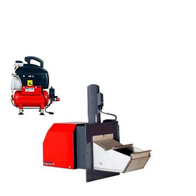 A25PX mit Pressluftreinigung