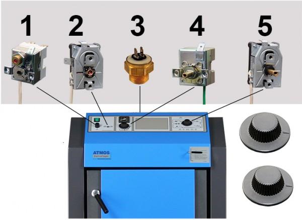 ATMOS Thermostatpaket für GSE Serie