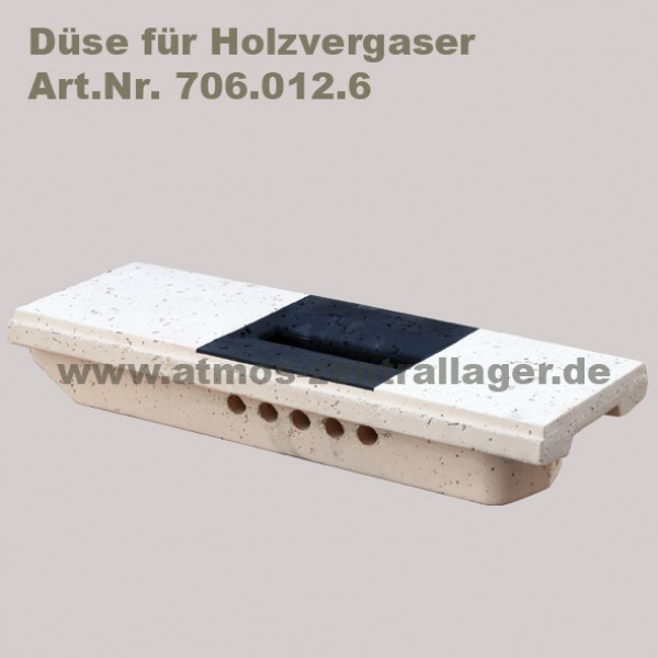 Düse für ATMOS Holzvergaser DC25GSE, DC25GSP, DC25GSPL